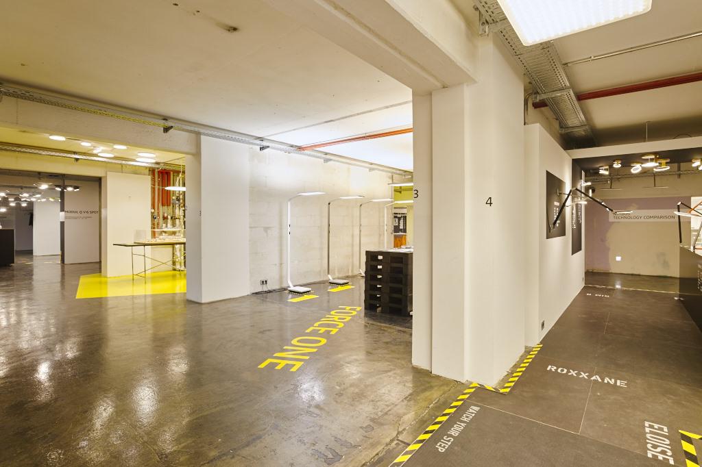 Mock-Up Stuttgart, exhibition, laboratory and training centre