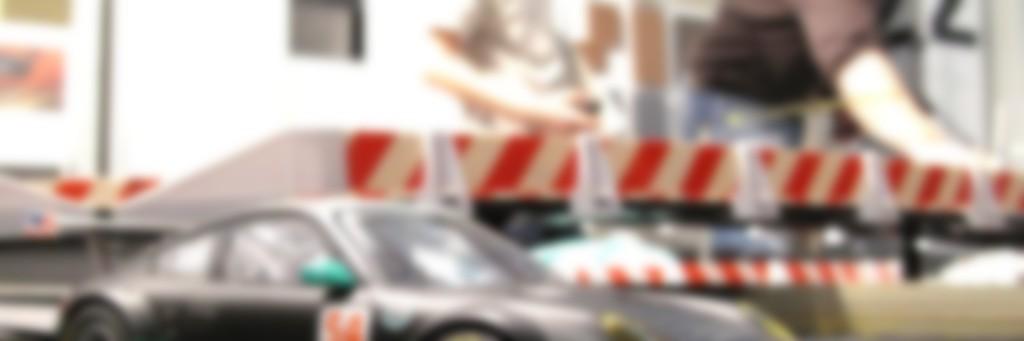 Nimbus gibt Gas bei raumPROBE-Carrera-Rennen!