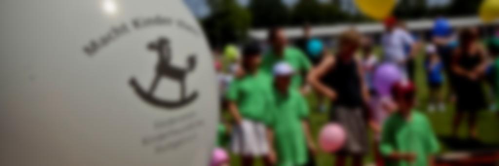 Engagierte Läuferinnen und Läufer beim 24-Stunden-Spendenlauf