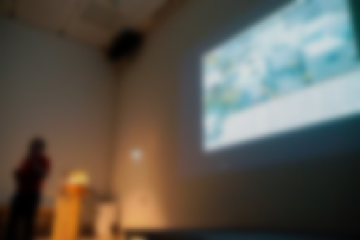 Series of presentations, Jour Fixe of the academy of art