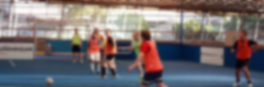 Fußballturnier in München: Jedes Team für sich und Nimbus mittendrin