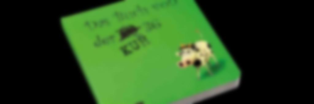 Licht und Nachhaltigkeit für Kinder: Buch von der Kuh 36 wurde neu aufgelegt!