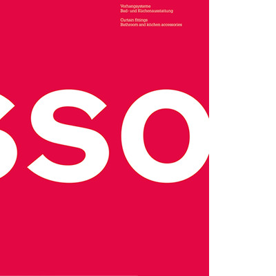 Catalogue Rosso profile 18 curtain systems
